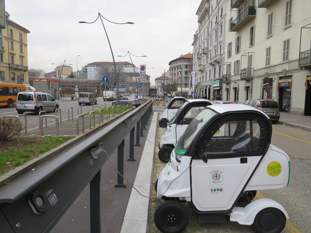 Milano Auto Elettriche