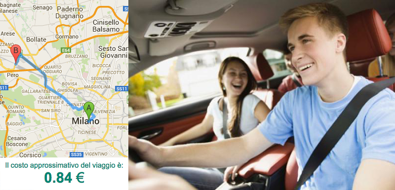 All'Expo in carpooling con CLACSOON