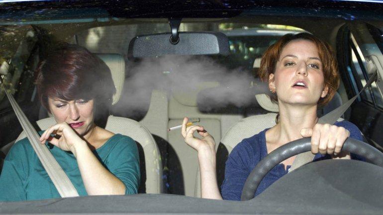 Carpooling Sigaretta