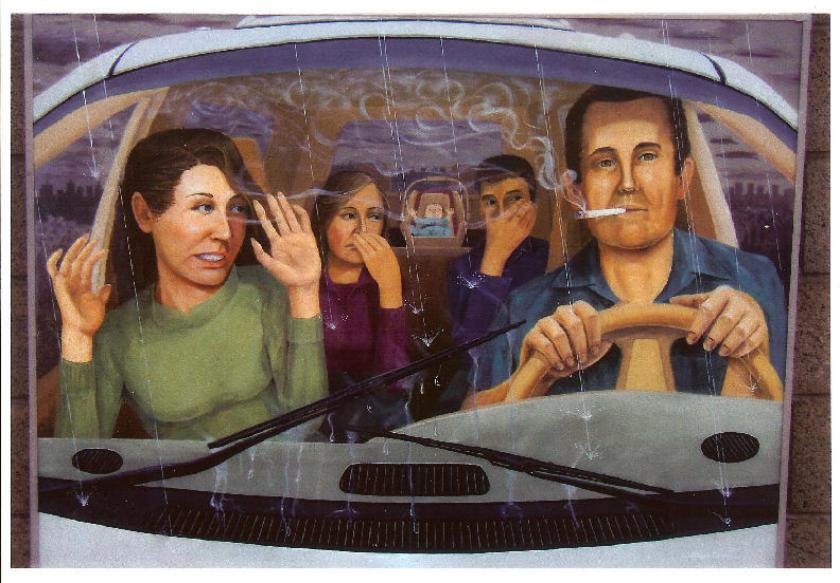 2) Il Fumatore Cronico