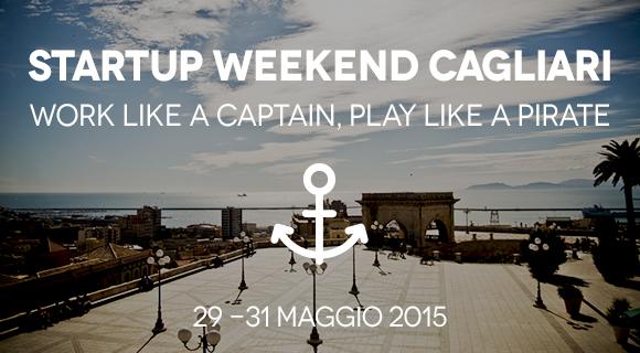 Startup Weekend Cagliari 2015
