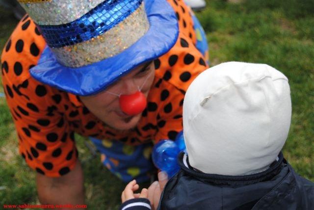 Alessandro Argiolas, Clown VIP Italia